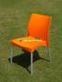 כסא דגם וונוס כתר פלסטיק