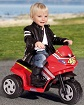 אופנוע מיני דוקאטי 6V, פג פרגו Peg Perego Mini Ducati Valentino Rossi