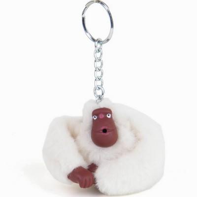 מחזיק מפתחות קוף לבן קיפלינג