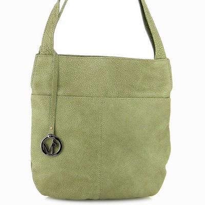 תיקים לנשים מירב שגב גופיה ירוק