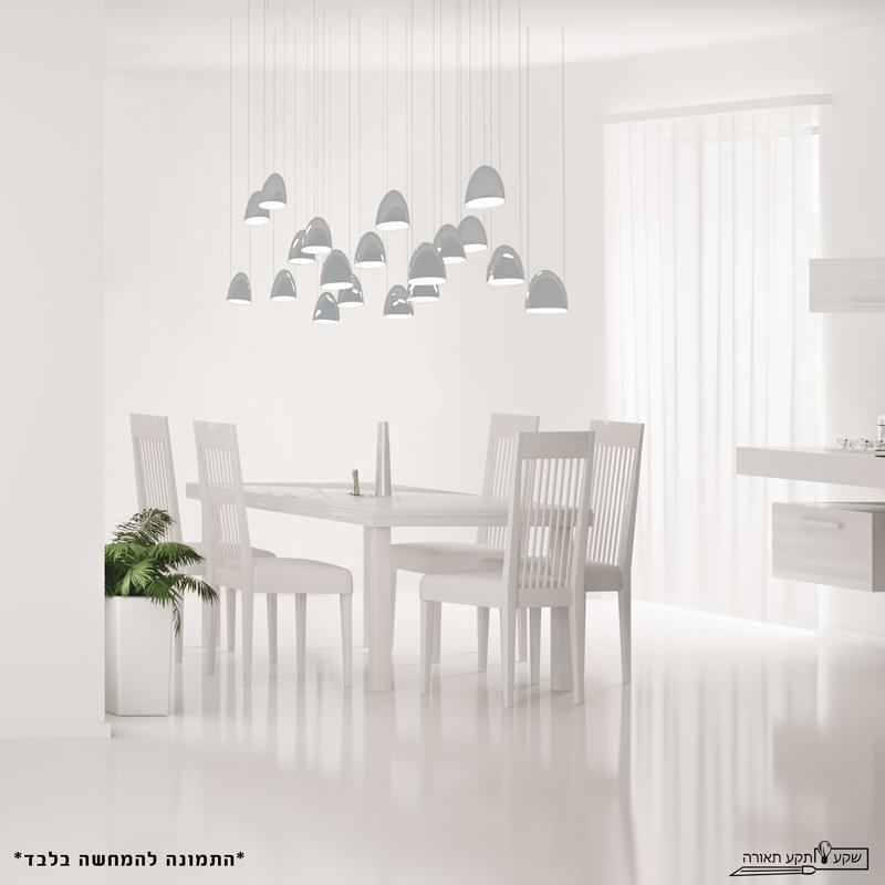 תאורה דקורטיבית לברים