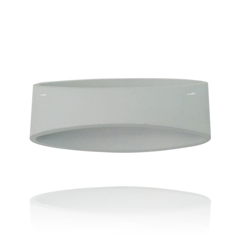 מנורת קיר דקורטיבית לבנה