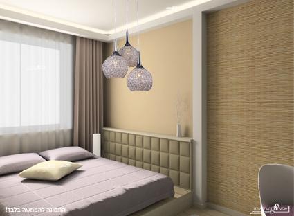 גוף תאורה תלוי שלושה אהילים לסלון