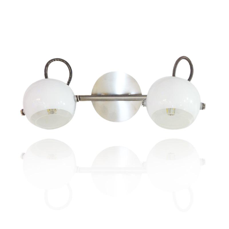מנורת קיר ספוטים כדורים