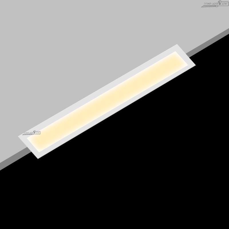 גוף תאורה שקוע לד