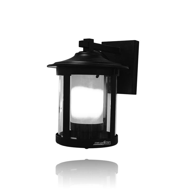 מנורת גינה לתאורת חוץ, לתאורת מרפסת