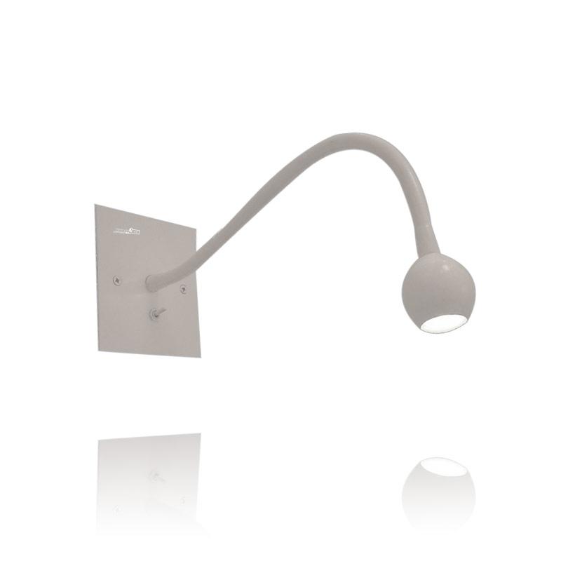 מנורת קיר בעלת חוט מתכוונן