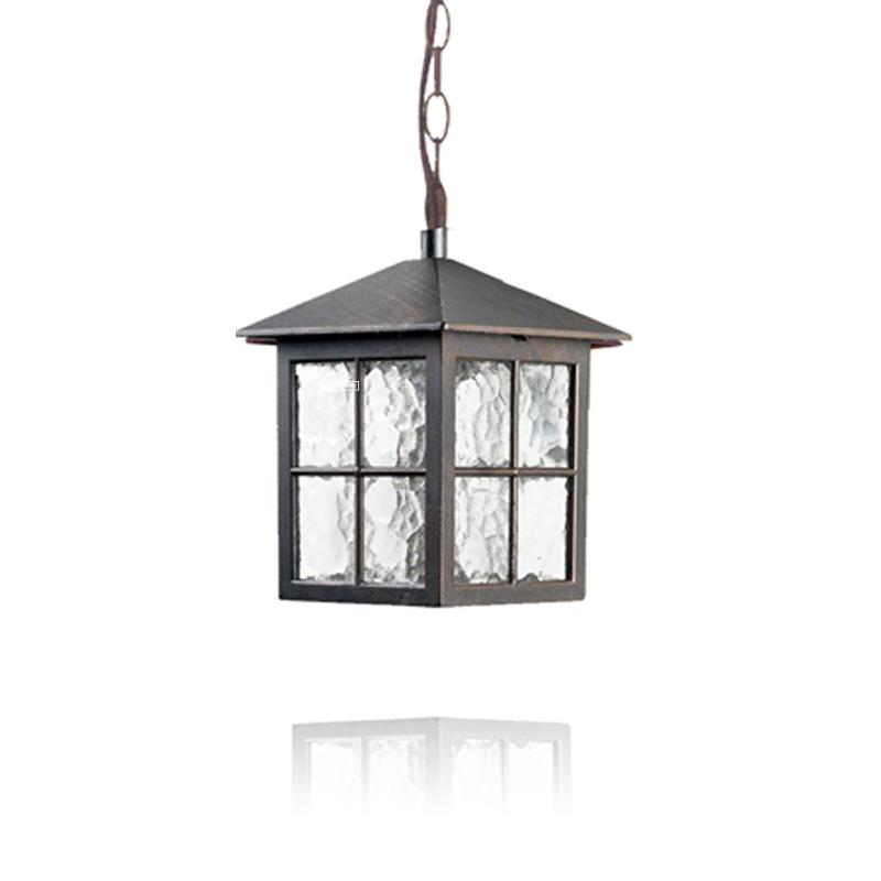 מנורת קלאסית לפרגולה