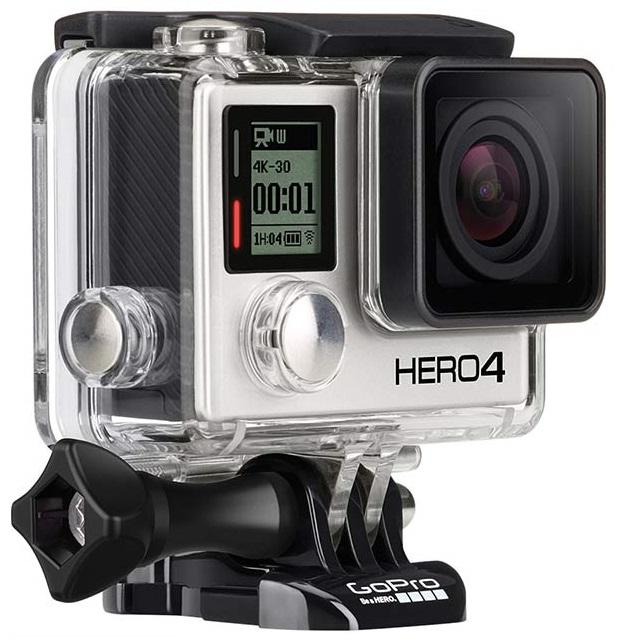 השכרת מצלמת אקסטרים 4 GO PRO כולל מוט סלפי מקצועי ורצועת ראש