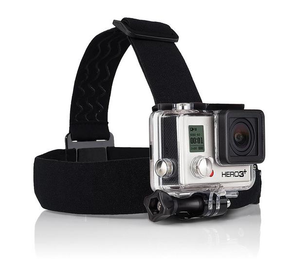 השכרת רצועת ראש למצלמות GoPro, מעולה לסקי