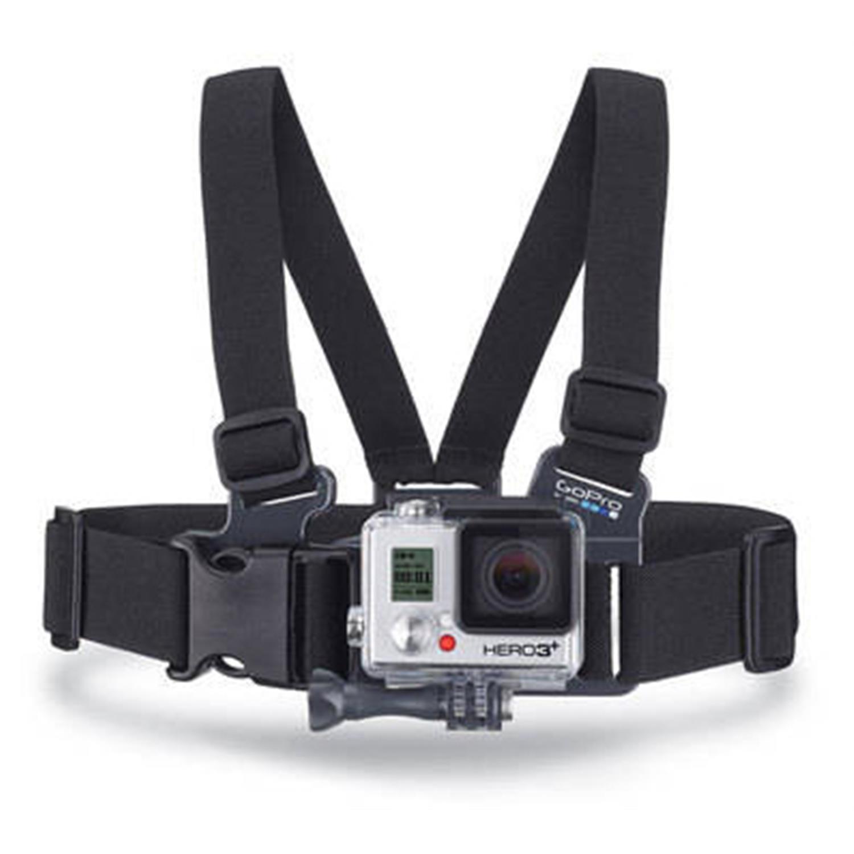השכרת רצועת חזה למצלמות GoPro