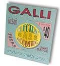 מיתרים לבס גאלי  GALLI    ML400