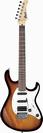 גיטרה חשמלית קורט  CORT G210 2T SB HSS