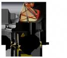 פסנתר כנף שימל  SCHIMMEL  I182 Tradition