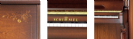פסנתר שימל  SCHIMMEL C120 Royal Intarsie Flora M