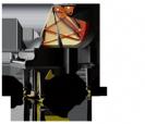 פסנתר כנף שימל  SCHIMMEL W180 Tradition