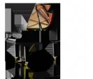 פסנתר כנף שימל  SCHIMMEL C169 Tradition