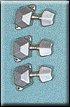 סט מפתחות לגיטרה חשמלית פרקסונס PARKSONS  D14CR