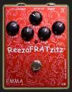 דיסטורשיין EMMA RF-II ReezaFRTATzitz pedal