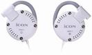 זוג אוזניות איקון  ICON SCAN3 WH