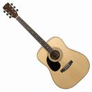 גיטרה אקוסטית שמאלית קורט  CORT AD880LH
