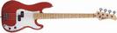 גיטרה בס קורט   CORT GB-PJ RD