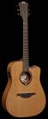 גיטרה אקוסטית לג  מוגברת LAG T200DCE