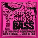 מיתרים לבס ארני בל ERNIE BALL 2834 Super Slinky Nickel Wound Bass 45-100