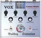 פדל ווקס   VOX COOLTRON Bulldog Distortion