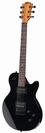 גיטרה חשמלית לג LAG I66-BLK