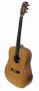 גיטרה אקוסטית קורט CORT Cedar-Grand BW