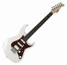 גיטרה חשמלית קורט  HSS לבנה CORT G210AW