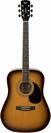 גיטרה אקוסטית קורט CORT AD880SB SUNBURST