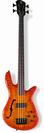גיטרה בס נפח עם פיק אפ פיזו ספקטור   SPECTOR CORE 4 PIEZO FL AMB