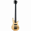 גיטרה בס אקטיבית 5 מיתרים  ספקטור  SPECTOR LEGEND 5 CLASSIC NATURAL