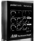 AER DUAL PARA EQ - external dual parametrc equializer
