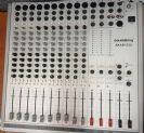 מיקסר הגברה/אולפן 10 כניסות מיקרופון סאונדקינג Soundking AB1232