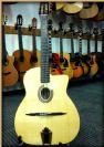 גיטרה אקוסטית מנואל רודריגז MANUEL RODRIGUEZ   MACCAFFERI C ARCE CUTAWAY