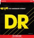 מיתרים לבס DR Strings Hi-Beam Bass 40-100