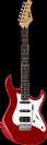 גיטרה חשמלית קורט CORT G220CAR HSS