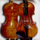 כינור  עבודת יד, מודל LAUBACH LALIM888V Stradivari