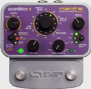 אפקט לבס סורס אאודיו SOURCE AUDIO Soundblox2  Manta Bass Filter withr