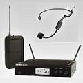 מערכת BLXR אלחוטית שור עם מיקרופון ראש SHURE BLX14RE/P31 - PGA31