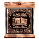 מיתרים ארני בל ERNIE BALL 2546 Everlast Coated Phosphor Bronze Acoustic 12-54