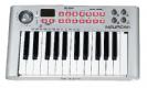 מקלדת שליטה איקון בצבע כסף ICON Neuron 3 Keyboard