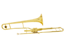טרומבון GOLDEN CUP JHTB1504 three pistones trombone