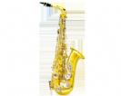 סקסופון אלט (GOLDEN CUP JHAS1102D alto saxophone(double colors