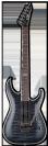 גיטרה חשמלית ESP LTD MH-1001 STBLK