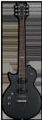 גיטרה חשמלית ESP LTD EC-50 BLKS L/H
