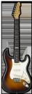 גיטרה חשמלית ESP E-II VINTAGE PLUS 3TB